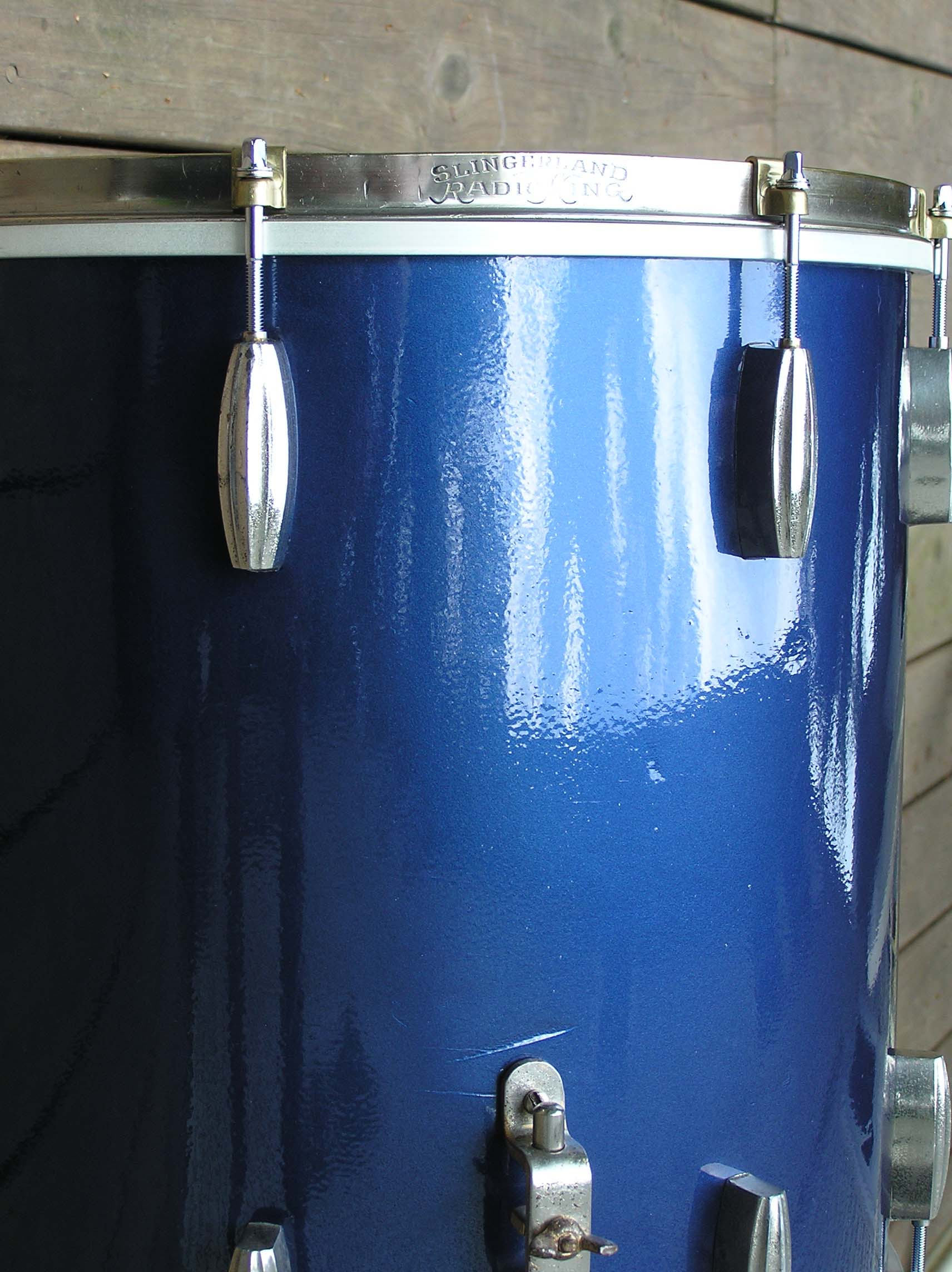 Slingerland radio king for 13 floor tom