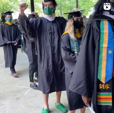 Official Skidmore graduate vibes