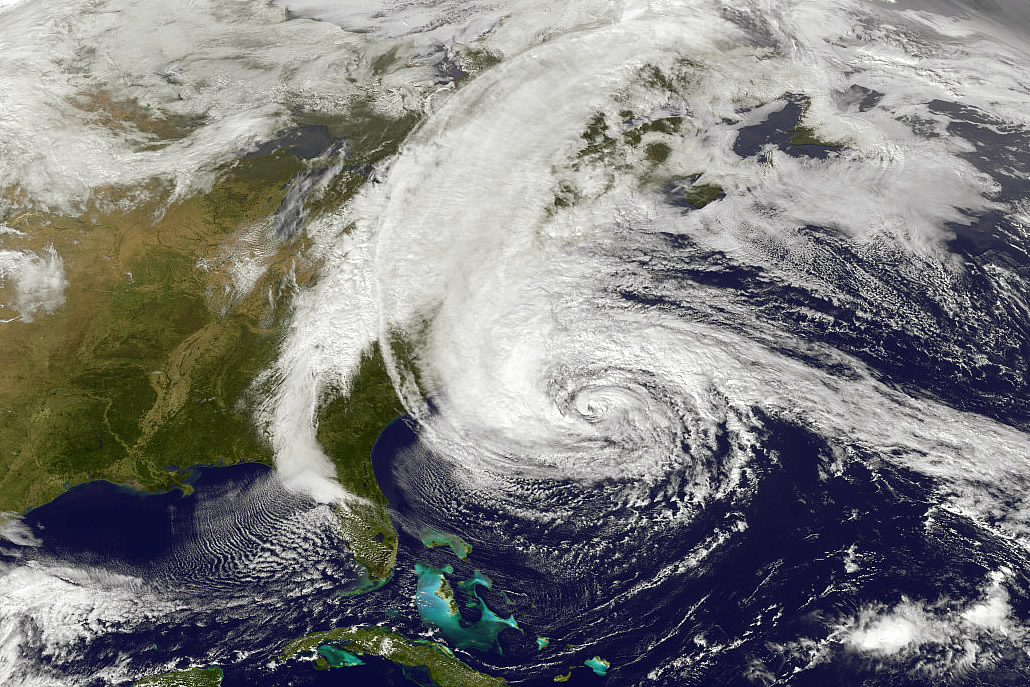 Hurricane+Sandy