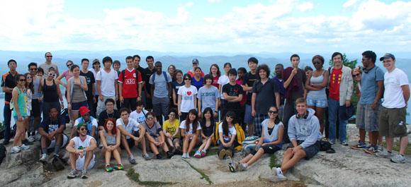 International Student Pre-Orientation