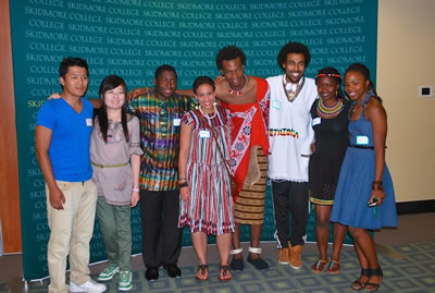 International Students and Davis UWC Scholars