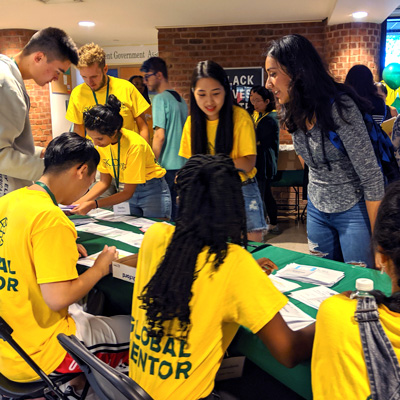 International student orientation