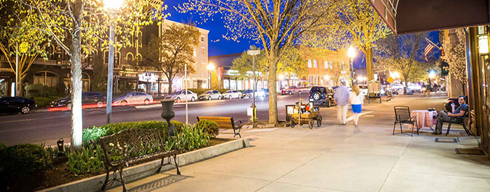 saratoga springs a great college town