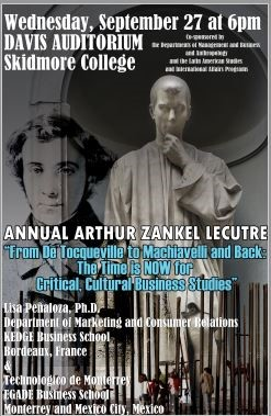 Zankel Lecture September 2017