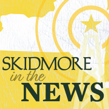 Skidmore in the news