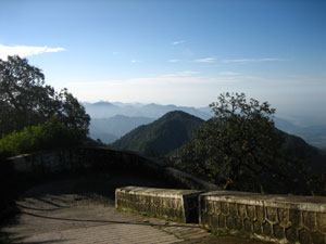 A walk to the Landour school in Mussoorie - Raissa Graves-Highsmith '08