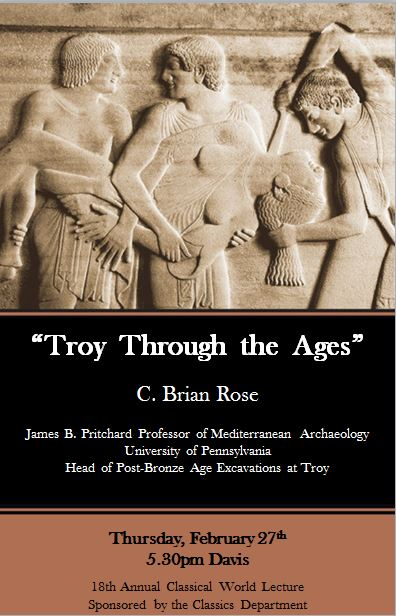 Troy through the ages