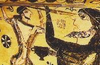 The shipwreck of Odysseus