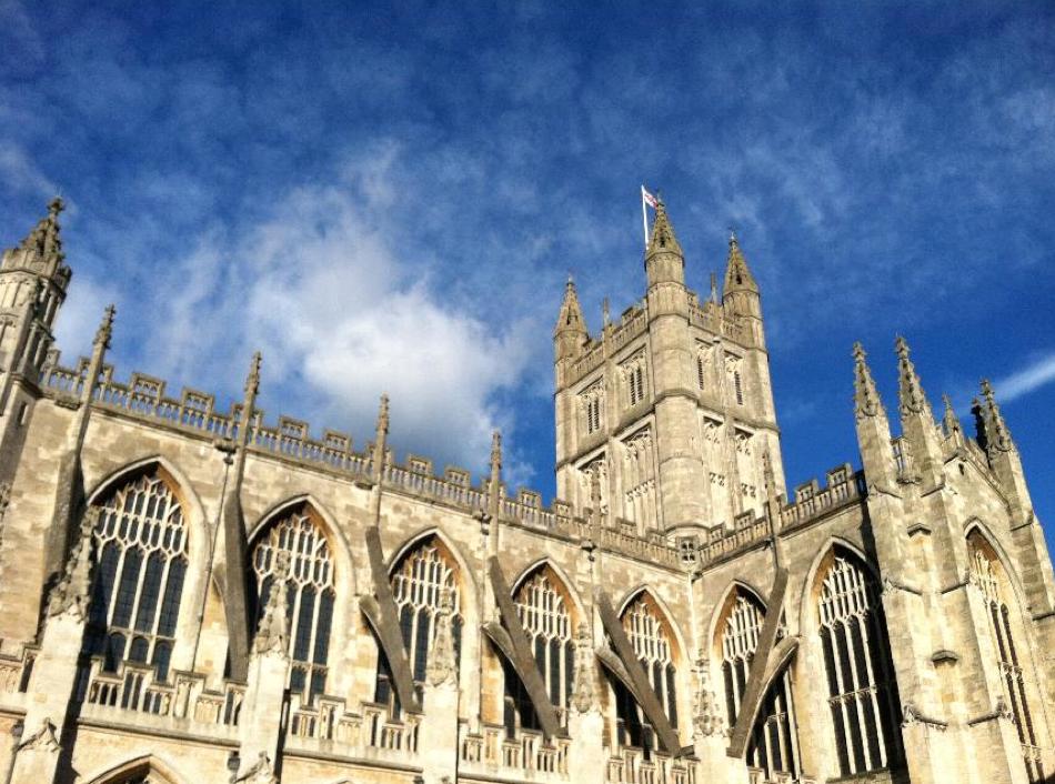 England: Bath Abbey