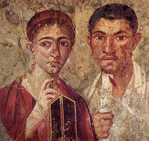 Pompeii Writers