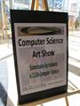 CS 106 Art Show, 2013