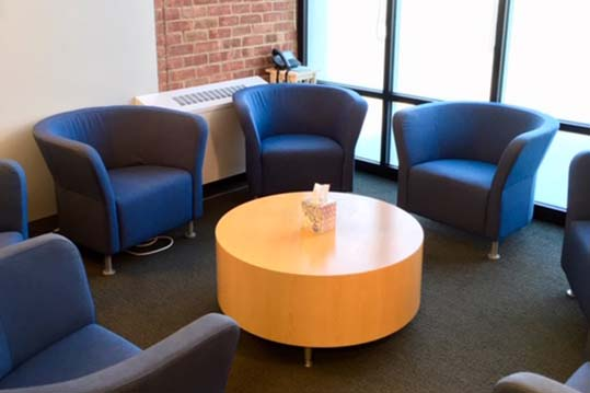 Counseling Center Chairs