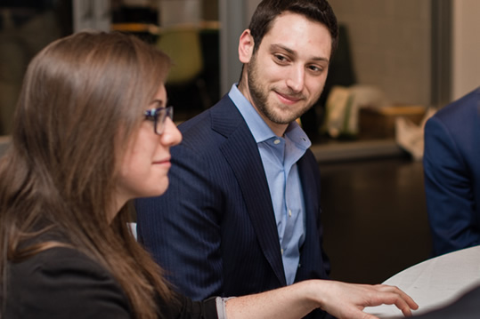 A different kind of collaboration