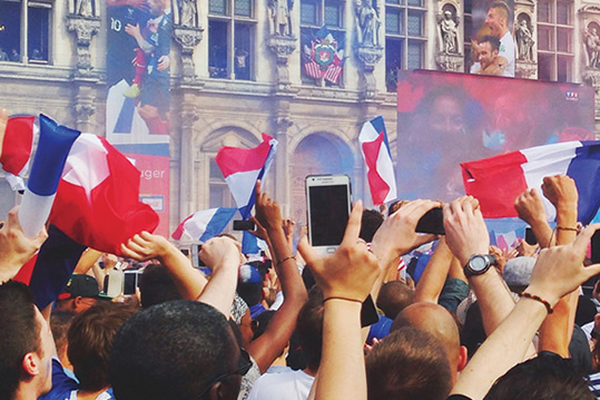 Change your view of the world