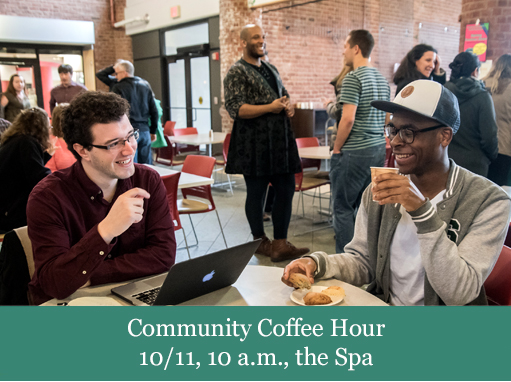 Community Coffee Hour