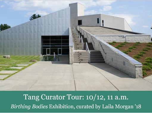 Tang Curator Tour