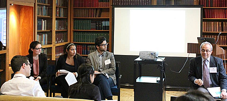 Walsh Exchange Panel - Georgetown University