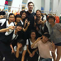 Sam Schultz '13 spent a summer as an intern in China