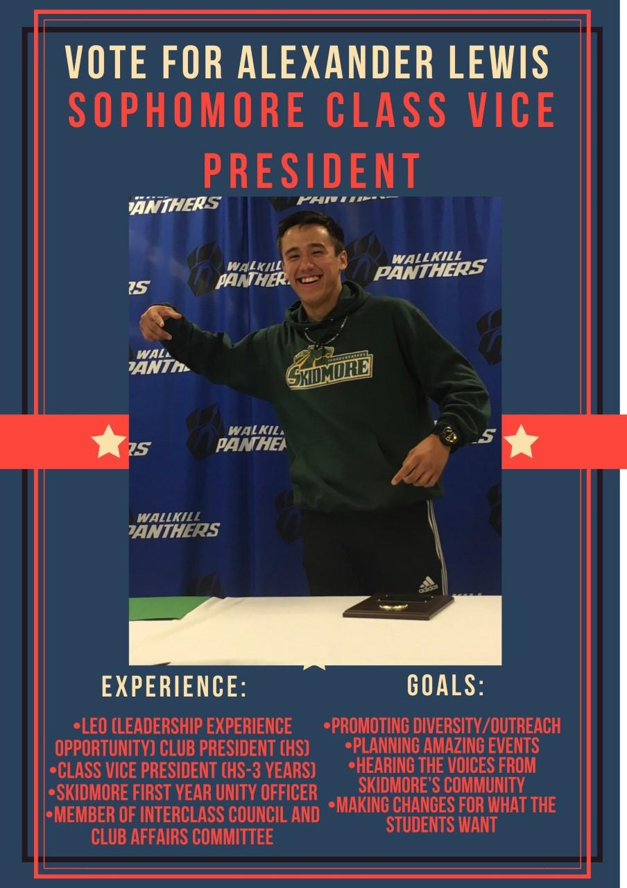 Alexander%20Lewis%20for%20Sophomore%20Class%20Vice%20President