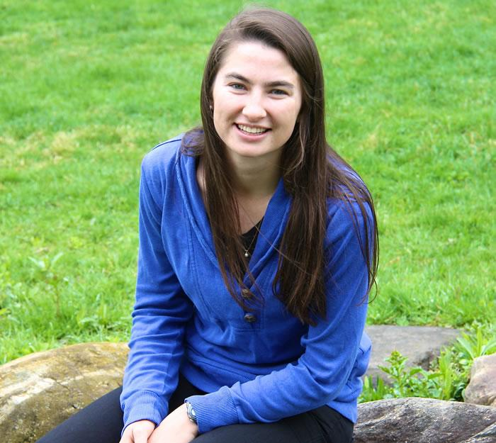 Anna Gubbins '15, an Environmental Studies major, will be conducting research with Mote Marine Laboratory in Sarasota, FL, through the Sea Turtle Conservation and Research Program's Nighttime Tagging Internship.