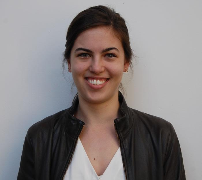 Hope Spector '15, a Sociology major, is working with New York City-based Atikus Insurance Inc. to launch a new model of microcredit loans in Kigali, Rwanda.