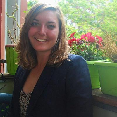 Catherine King '15, a double major in German and International Affairs and a Government minor, is interning with the political party Die Linke in Berlin, Germany.