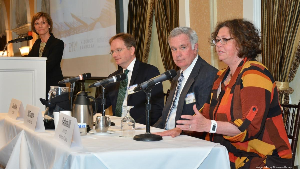 NY Energy Industry Executives Power Breakfast
