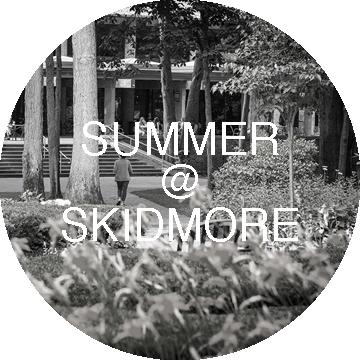 Summer @ Skidmore