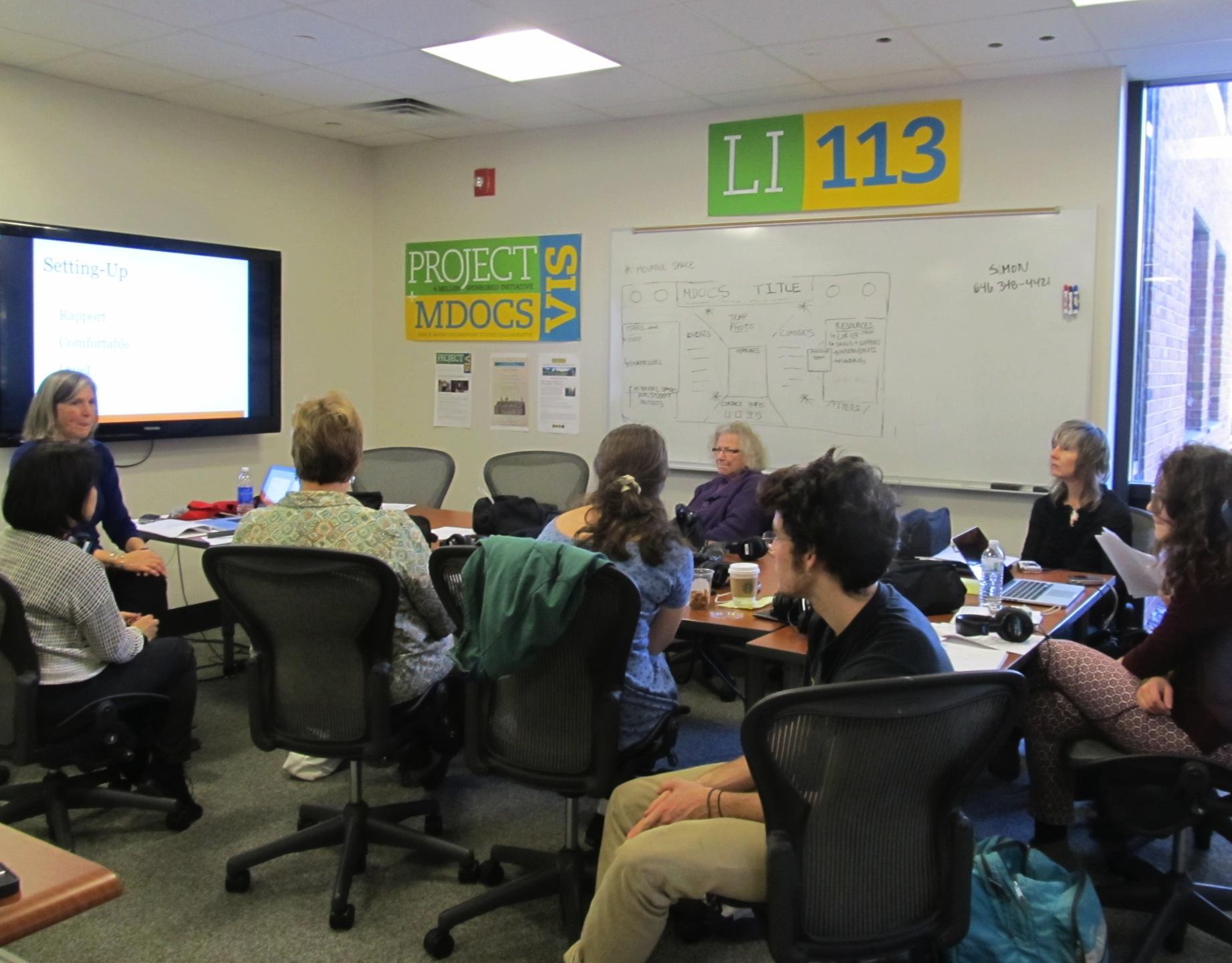 LI 113 A Workshop