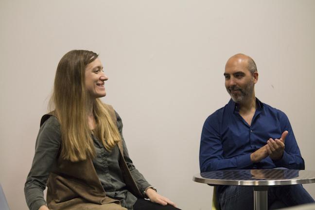Stephanie Spray and Jeff Silva
