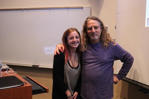 Ricki and Jay Blakesberg