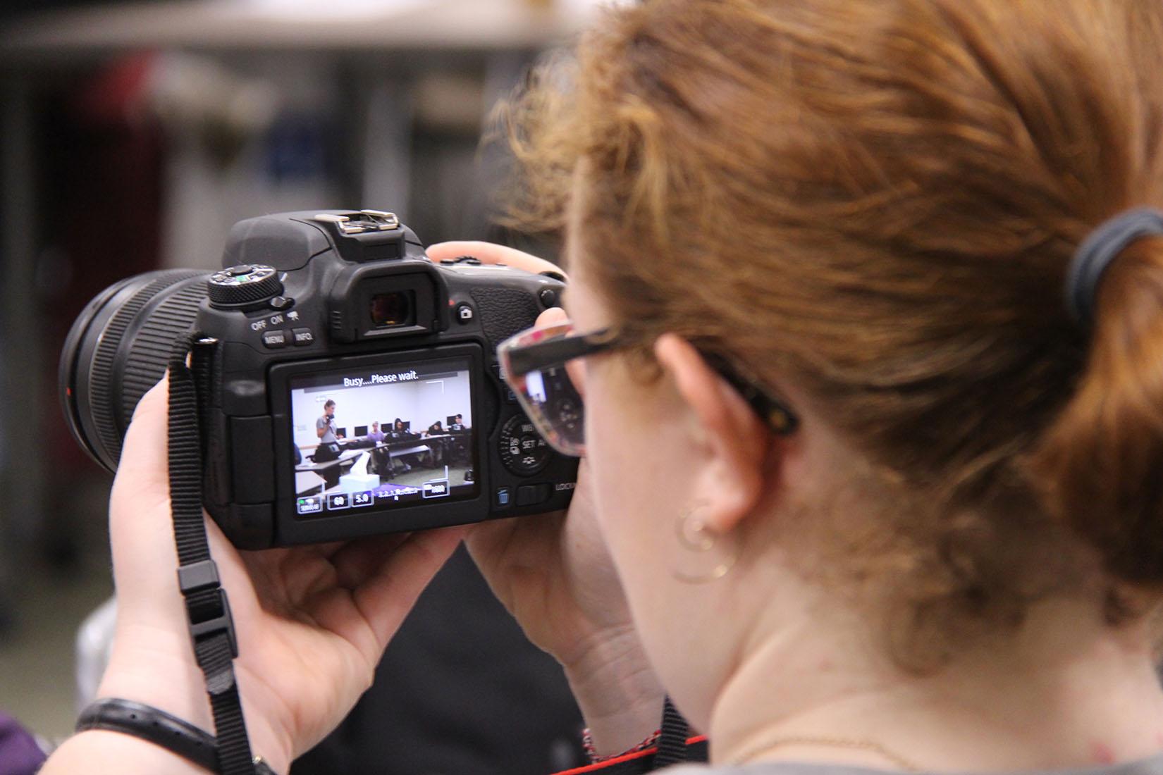 MDOCS Workshop Through the Camera Lens