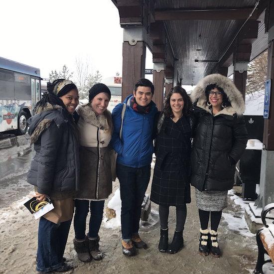 MDOCS Team at Sundance