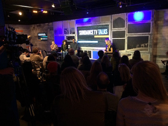 Sundance TV Talks Panel