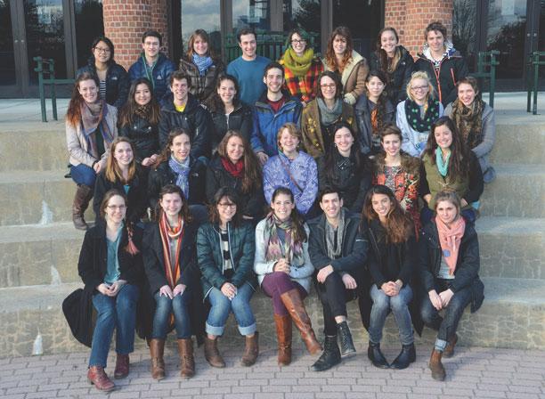 2013+senior+art+majors