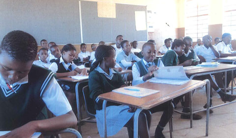 South+Africa+primary+students