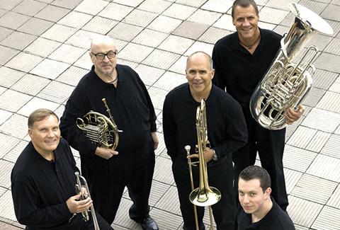 New+York+Philharmonic+Brass+Quintet