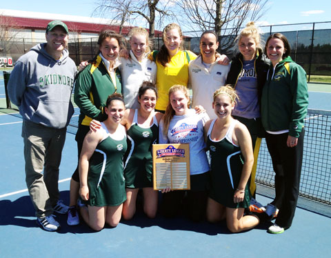 Women%27s+tennis+team+wins+Liberty+League+title