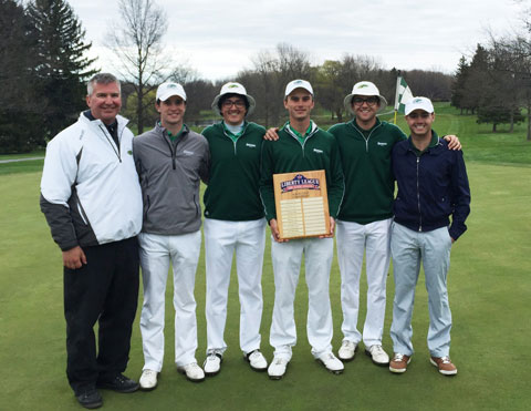 Golf+team+wins+Liberty+League+title