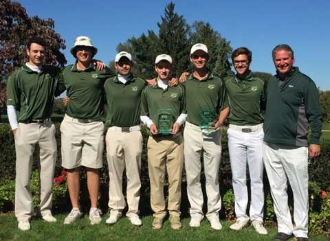 Men%27s+Golf+Team+wins+NYU%2FManhattanville+Invitational
