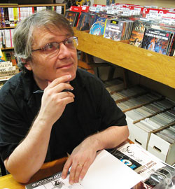 Scott McCloud, Fox-Adler lecturer