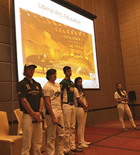 polo club presentation