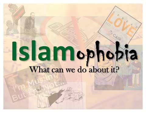 Islamophobia+poster