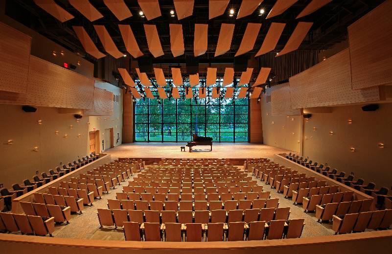 Filene Ladd Concert Hall
