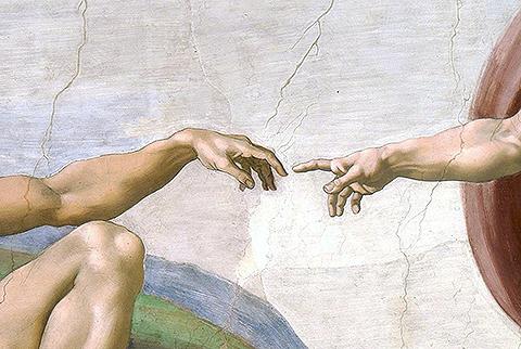 Sistine+Chapel+%28detail%29
