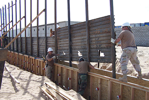 border-wall+building