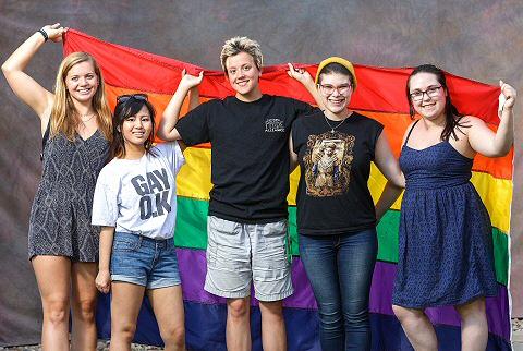 LGBT+students