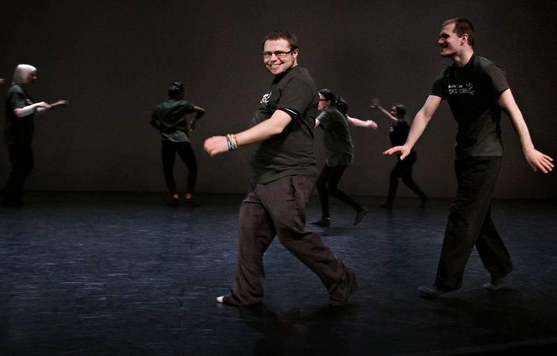 Saratoga Bridges dance at Skidmore College