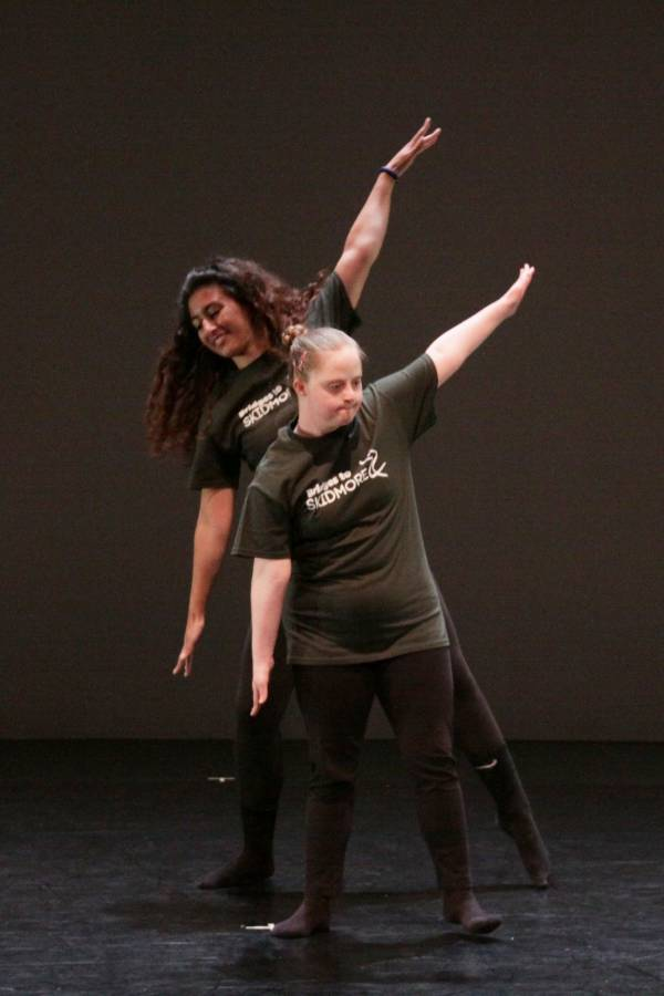 Saratoga Bridges dance
