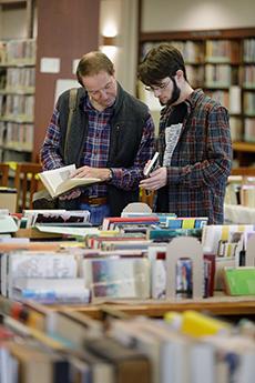 Scribner Library book sale